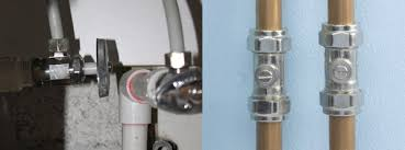 know the emergency valves switches