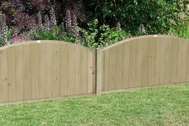 6ft X 3ft Fence Panel Pack Of 3 Pressure Treated Dome Top Tongue And Groove 239 99