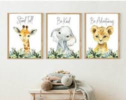 Jungle Room Decor Etsy