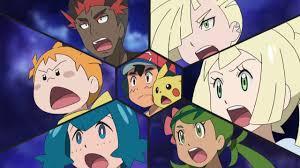 Pokemon The Series: Sun and Moon - Ultra Adventures Season ...
