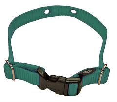 Nylon Replacement Collar For Older Invisible Fence Brand Dog Fence Model 5555 6500 Receivers