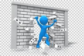 Wall Brick Youtube Break Out Sticker Wall Decal Technology Png Klipartz