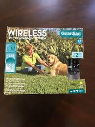 Dog Petsafe Wireless Dog Fence Training