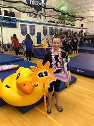 Fun in the Sun: XCEL Gold Ava Peterson... - G2 Gymnastics & Fitness |  Facebook