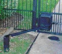 Gate Opener Installed Diy Gate Automatic Gate Opener Automatic Gate