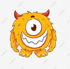 عين واحدة واحد العينين الغريبة إبليس الشيطان الغريب العينين غريبة واحد العينين الغريبة Png والمتجهات للتحميل مجانا