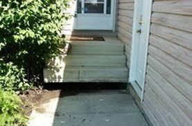 Porch Repair - LOCAL COLORADO SPRINGS MUDJACKING & FOUNDATION REPAIR  COMPANY!