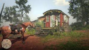 Red Dead 2 Fence Location Guide Here S Where To Sell Your Stolen Items Gamespot