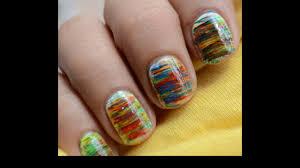 cute nail designs for short nails