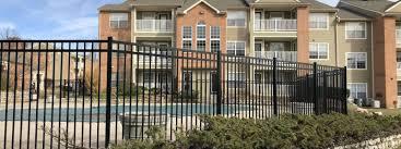 Metal Fences Integrous Fences And Decks
