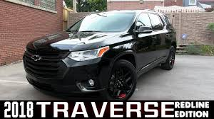 all new 2018 chevrolet traverse