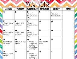 Calendar And Events Extra Special Kids In Room 101
