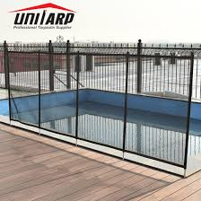China Factory Price Galvanized Durable Diy Swimming Pool Safety Fence China Temporary Swimming Pool Fence And Safe Temporary Swimming Pool Fence Diy Price