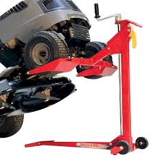 4 best lawn mower lifts for the money