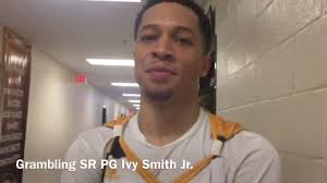 Grambling State senior PG Ivy Smith Jr. talks how far program has come in  three years