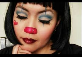 clown makeup cute clown makeup easy