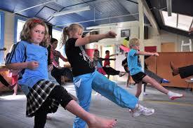 School children embrace tai chi | Stuff.co.nz
