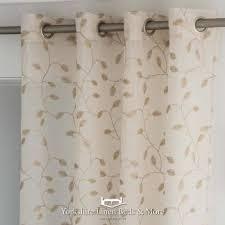 curtains pencil pleats voiles tie