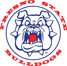 Pin By Alex Brathwaite On Sports Logos Fresno State Bulldog Mascot Fresno Bulldogs