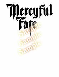 Mercyful Fate Decal