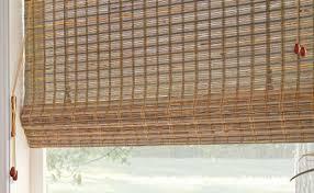 bamboo blinds shades woven wood