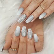Ombre Ombrenails Greynails Nailsartwow Semigirl Pastelnails