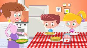 La mia mamma - canzoni per bambini PrimiPassiTV - YouTube