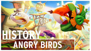 History of - Angry Birds (2009-2016) - YouTube
