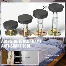 tool adjustable threaded bed frame