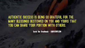 top gratitude for success quotes famous quotes sayings about