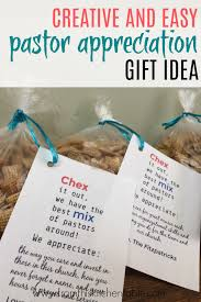 easy diy gift for pastors from this