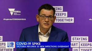 9 News - Victoria records 33 new COVID ...