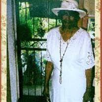 Minnie Louella Graham Obituary - Visitation & Funeral Information