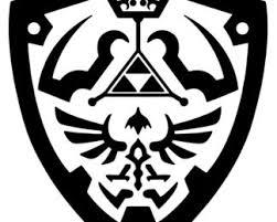 Geekcals Legend Of Zelda Triforce Decal Custom Decals