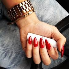 10 pointy nail and sti nail ideas
