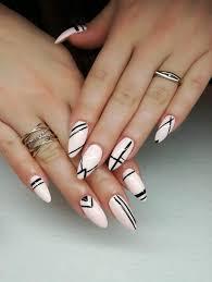 almond nails ideas