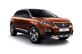 peugeot 3008 suv car leasing offers