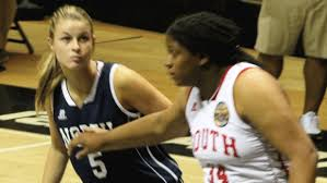 PC's Abby Davis plays in North-South All-Star Game - Franklin ...