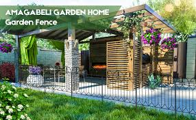com amagabeli garden fence