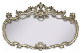 18th century french style mirror