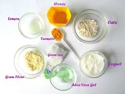 homemade for crystal glowing skin