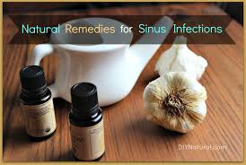 sinus infection treatment natural