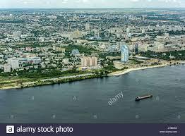 Russia. Volgograd Oblast. Volgograd city. Volga river Stock Photo ...