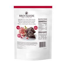 brookside pomegranate flavor dark