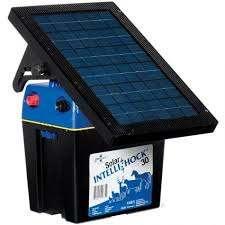 Solar Intellishock 30 Energizer Kit Solar Panels Solar Best Solar Panels