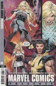 marvel comics presents 6 2nd print 1