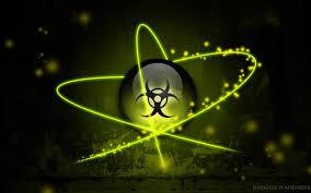 biology biohazard biological digital
