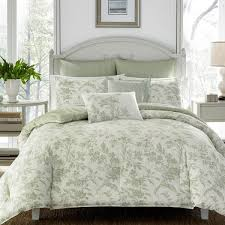 laura ashley natalie green cotton 7