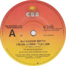 45cat - Salvador Smith - I'm An Aussie, Yes I Am / Disco Muncho ...