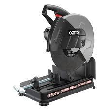 ozito 356mm 2300w metal cut off saw